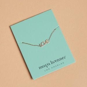 Maya Brenner Jewelry - New Maya Brenner Designs Love Bracelet Rose Gold